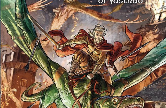 In libreria torna Dragonero – La fine di  Yastrad
