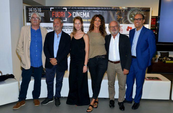 Fuoricinema  a Milano dal  14 al 16 settembre 2018