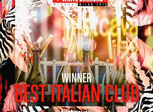 Just Cavalli Milano – Best Italian Club per il terzo anno consecutivo