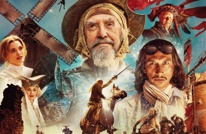 L'uomo che uccise Don Chisciotte, film divertente e surreale, al cinema dal 27 settembre