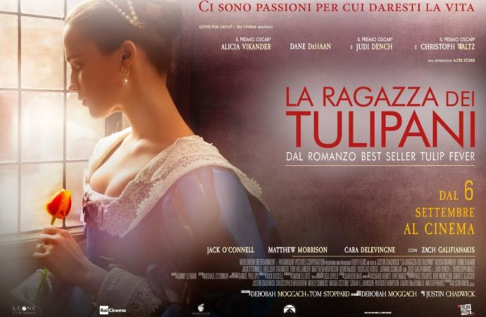 La ragazza dei tulipani, un film sugli amori proibiti con un cast d`eccezione