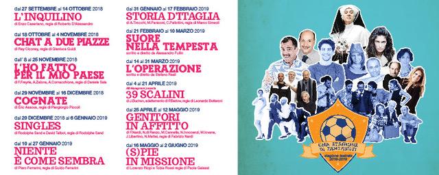 Assaggi di stagione del Teatro Martinitt, il 19 e 20 settembre
