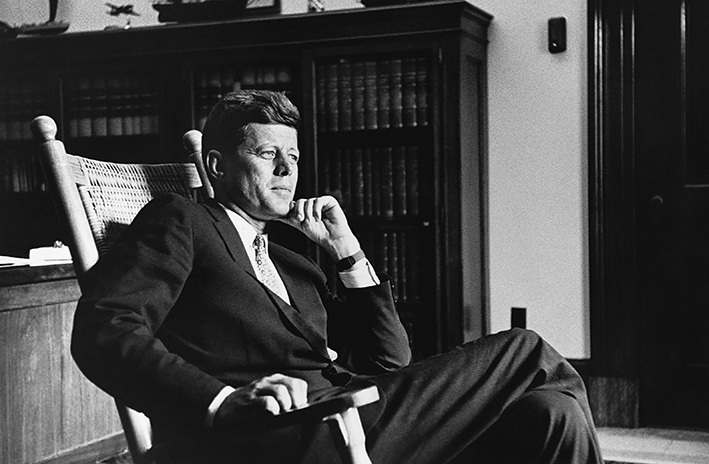 "A Milano la mostra ""THE KENNEDY YEARS"" - supported by Tiffany & Co."
