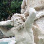 """Inaugurato il restauro della fontana """"venezia sposa il mare"""" grazie alla Rigoni di Asiago"""