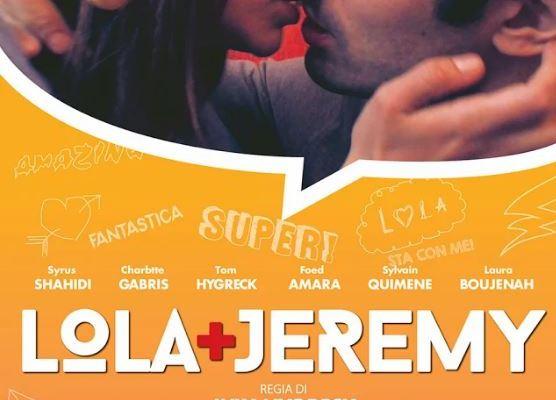 Lola + Jeremy dal 20 Settembre al cinema