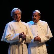 Al Teatro Manzoni Massimo Lopez e Tullio Solenghi straordinari interpreti di Massimo Lopez&Tullio Solenghi Show