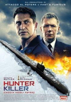 Hunter killer, un film d'azione con grandi interpreti