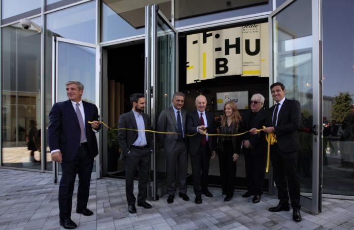 Inaugurato F-Hub, spazio eventi all'interno di Scalo Milano Outlet & More