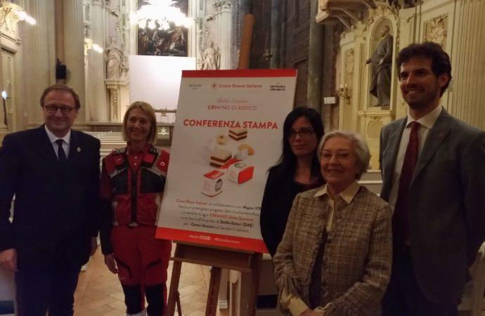 Majani – Croce Rossa per un'Italia che aiuta