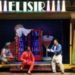 F.I.L.A. torna al Teatro alla Scala con GIOTTO Colore Ufficiale del programma di sala de L'elisir d'amore