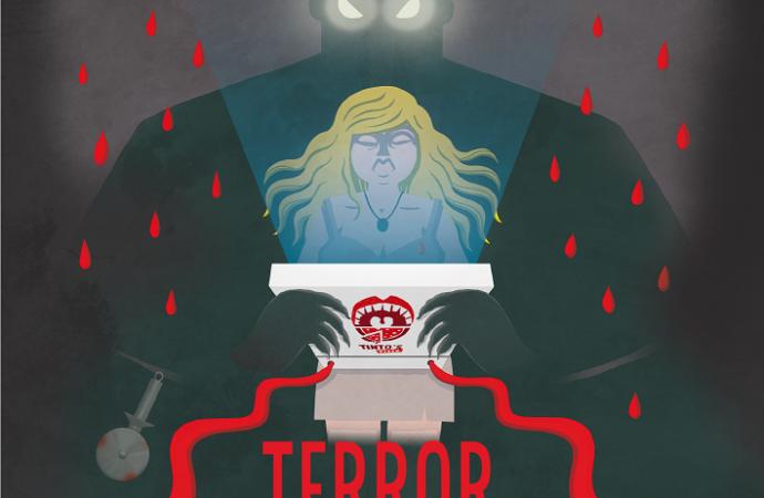 Movieday porta nei  cinema Terror Take Away, la prima horror comedy italiana in realtà aumentata analogica