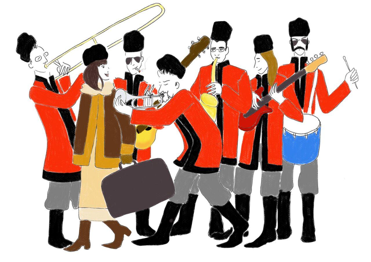 Gli Ottavo Richter al Teatro Gerolamo di Milano