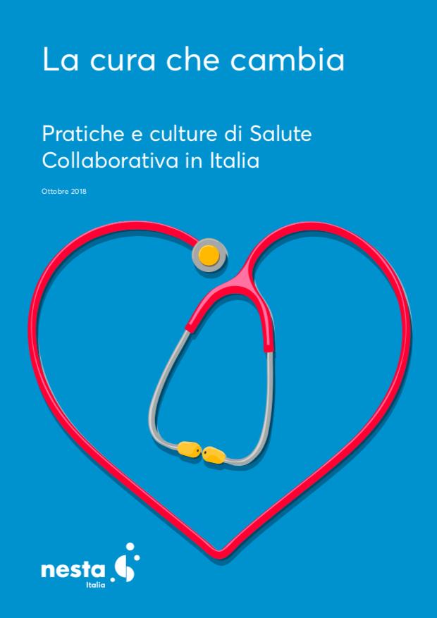 Ricerca Nesta Italia sulla Salute Collaborativa: il paziente al centro
