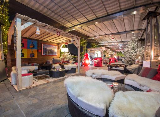 Swiss Winter Lounge @TerrazzaPalestro, il rooftop più cool di Milano!