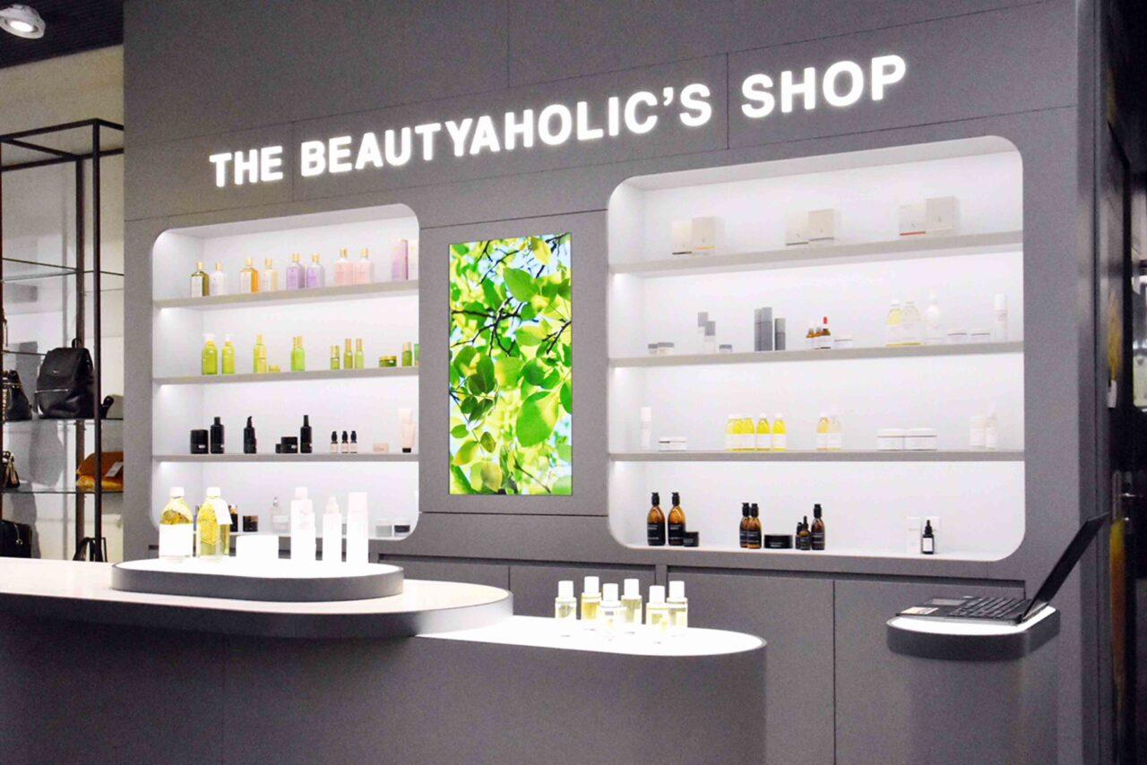 The Beautyaholic's Shop apre a Milano!