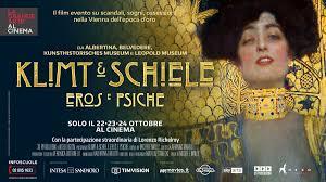 Klimt& Schiele-Eros e Psiche, al cinema la grande arte dei pittori della Secessione viennese