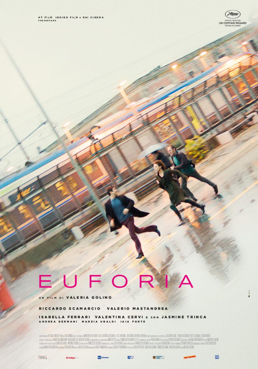 Euforia, il film sui rapporti familiari, al cinema dal 25 ottobre