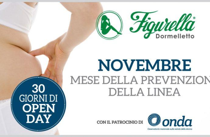 Onda e Figurella lanciano a Novembre il Mese della Prevenzione della Linea