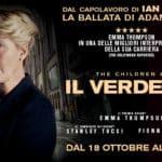Sala Biografilm riparte col film Il Verdetto