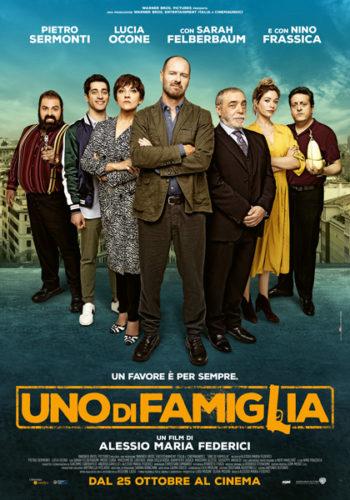 Uno di famiglia, una commedia con Pietro Sermonti