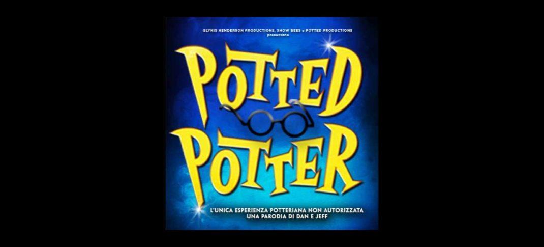 Al Teatro Leonardo arriva Potted Potter! Solo due date