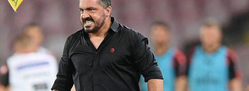 Gattuso è adeguato per raggiungere la zona Champions?
