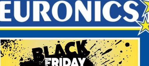 Da Euronics è in arrivo il Black Friday 2018!