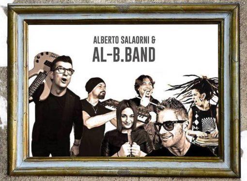 Alberto Salaorni & Al-B.Band tra novembre e dicembre fanno ballare e cantare Verona, Madonna di Campiglio, Ponti sul Mincio, Fano