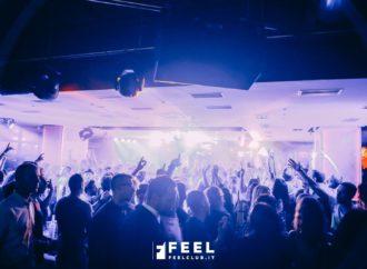 Feel Club, tutti i party di dicembre: 24MilaBaci, Señorita, Victory2Mila, 𝟗.𝟎, Capodanno Cuore Matto Red Passion 2019 (…)