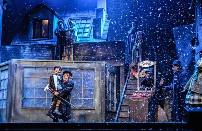 La nuova tournée nazionale di A Christmas Carol - il musical