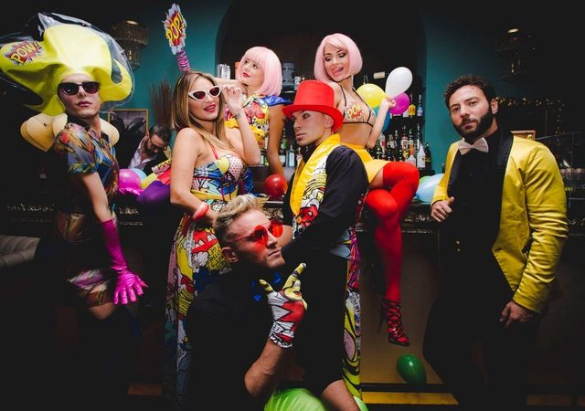 8/11 – Unconventional Thursday Dinner Show al Cost Milano