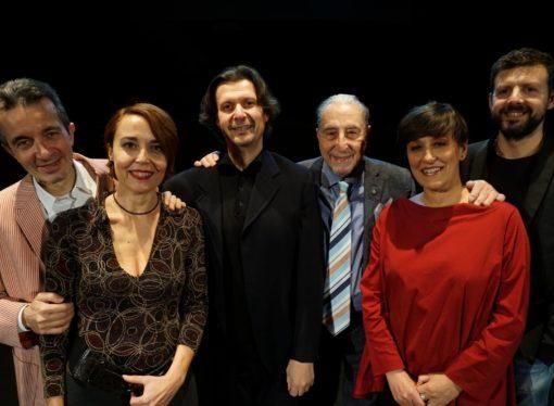"""Al Teatro Delfino il musical da camera """"Ailoviù…sei perfetto, adesso cambia!"""""""