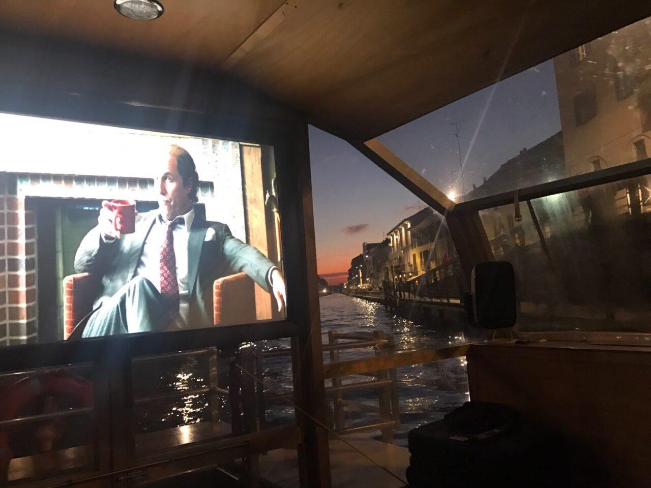 Fino al 31 dicembre continua Cinema Bianchini sul Battello, a cinema ... navigando!