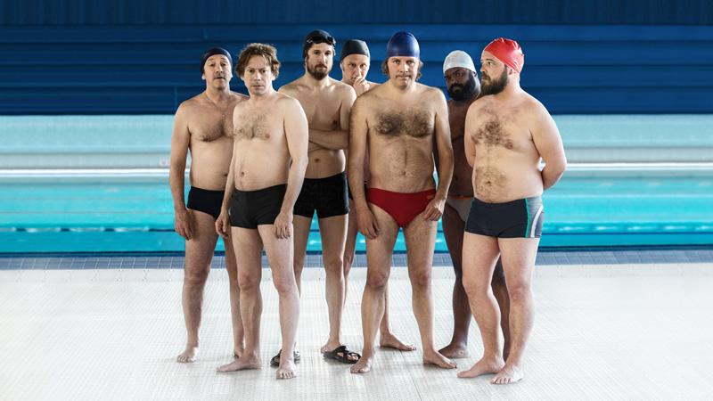 7 uomini a mollo, un film divertente e ricco di emozioni