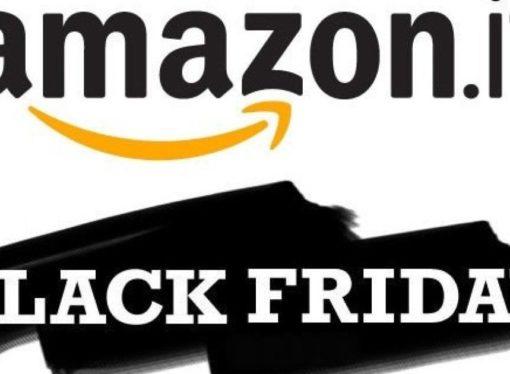 Venerdì 23 novembre al via Amazon Black Friday 2018!