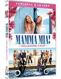 Mamma mia! Ci risiamo arriva nella versione karaoke in DVD, Blu-rayTM, 4K Ultra HD e Digital HD