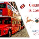 Imparare l'inglese a bordo del Christmas London Bus tour