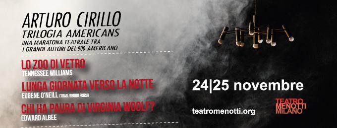 Al Teatro Menotti Americans, un'avvincente trilogia dedicata ai grandi autori del '900 americano