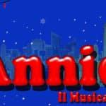 Al Teatro Nuovo di Milano Annie -il musical di Natale