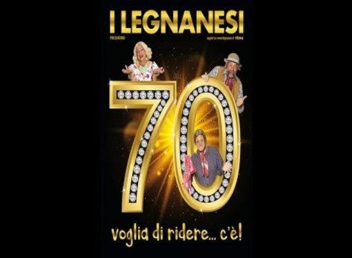 """I Legnanesi  """"70 VOGLIA DI RIDERE… C'E'!"""" al Teatro della Luna dal 29 dicembre al 3 marzo"""