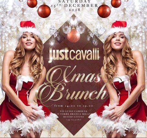 Just Cavalli – Milano: a dicembre party esclusivi, brunch il 15/12 e Capodanno Grande Gatsby