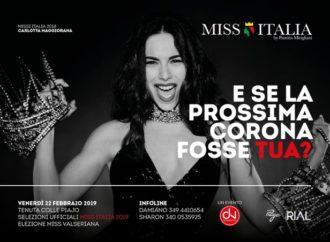 """DV Connection presenta #Bollicine e """"La Notte degli Dei"""" al Bobadilla – Dalmine (BG)… Ed a febbraio 2019 arriva Miss Valseriana"""