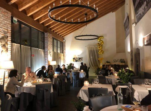 Cena gourmet con Sergio Mei, pranzo di Natale e cenone di Capodanno a Cascina Ovi