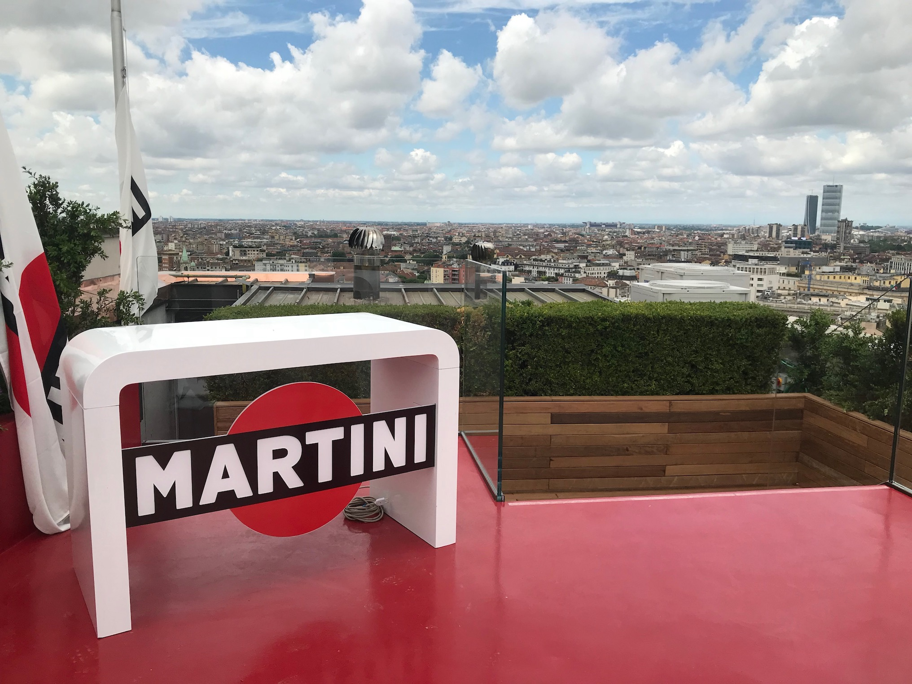 Terrazza Martini si rifà il look, valorizzando ulteriormente il brand di