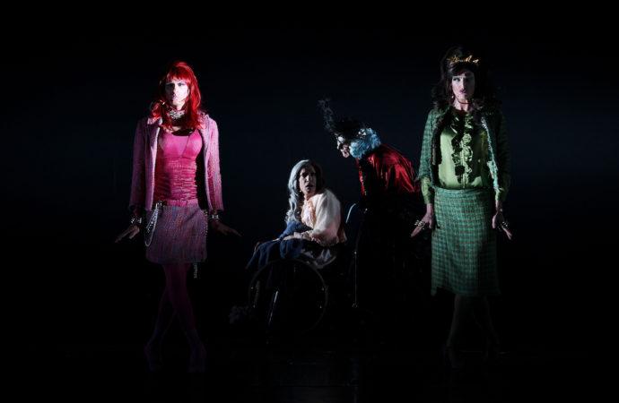 Al Teatro Carcano va in scena QUEEN LEAR, tragicommedia musicaleen travesti