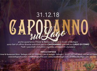 Capodanno 2019 sul Lago di Como al Lido di Bellagio (CO)