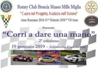 19/1 Corri a dare una mano Seconda Edizione, evento benefico @ Autodromo Franciacorta (BS)