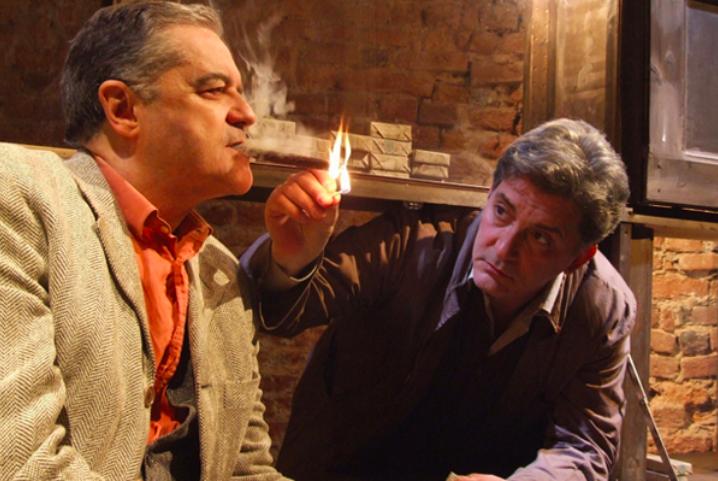 MTM Manifatture Teatrali Milanesi: al Teatro Litta va in scena IL VENDITORE DI SIGARI