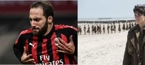 L'esercito milanista è sulla spiaggia di Dunkerque ?