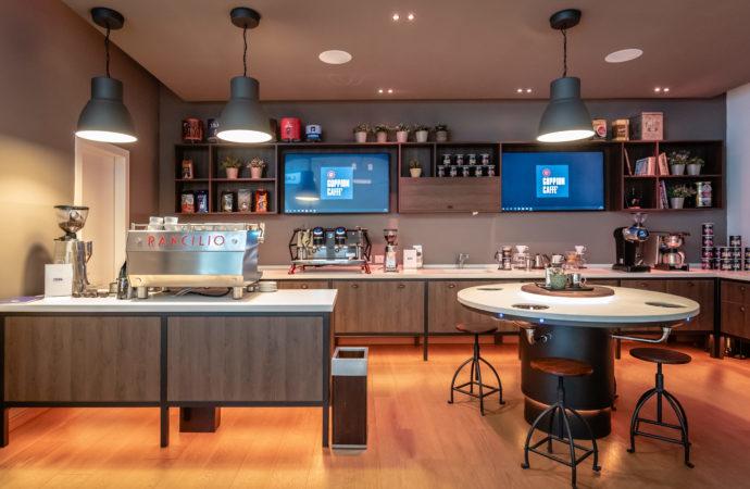 Goppion: nasce la prima scuola di caffè dentro la torrefazione